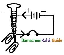 Samacheer Kalvi 9th Science Guide Chapter 5 Magnetism and Electromagnetism 5