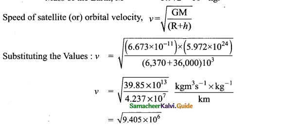 Samacheer Kalvi 9th Science Guide Chapter 9 Universe 1