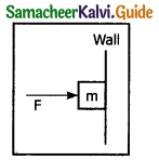Samacheer Kalvi 11th Physics Guide Chapter 3 Laws of Motion 1