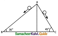 Samacheer Kalvi 11th Physics Guide Chapter 3 Laws of Motion 4
