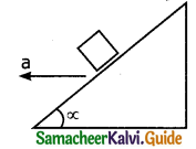 Samacheer Kalvi 11th Physics Guide Chapter 3 Laws of Motion 58