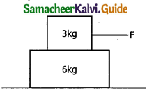 Samacheer Kalvi 11th Physics Guide Chapter 3 Laws of Motion 65