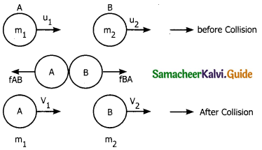 Samacheer Kalvi 11th Physics Guide Chapter 3 Laws of Motion 71