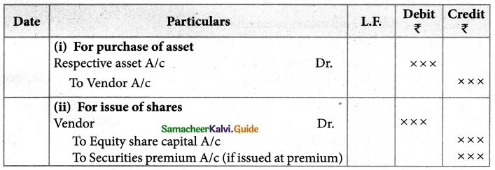 Samacheer Kalvi 12th Accountancy Guide Chapter 7 Company Accounts 3