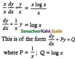 Samacheer Kalvi 12th Maths Guide Chapter 10 Ordinary Differential Equations Ex 10.7 18