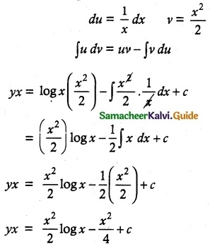 Samacheer Kalvi 12th Maths Guide Chapter 10 Ordinary Differential Equations Ex 10.7 19