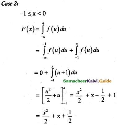 Samacheer Kalvi 12th Maths Guide Chapter 11 Probability Distributions Ex 11.3 15
