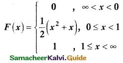 Samacheer Kalvi 12th Maths Guide Chapter 11 Probability Distributions Ex 11.3 19