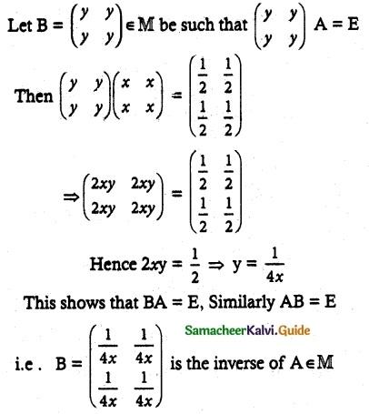 Samacheer Kalvi 12th Maths Guide Chapter 12 Discrete Mathematics Ex 12.1 12