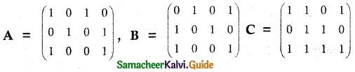 Samacheer Kalvi 12th Maths Guide Chapter 12 Discrete Mathematics Ex 12.1 7