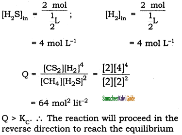 Samacheer Kalvi 11th Chemistry Guide Chapter 8 Physical and Chemical Equilibrium 12