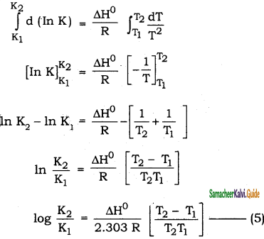 Samacheer Kalvi 11th Chemistry Guide Chapter 8 Physical and Chemical Equilibrium 17