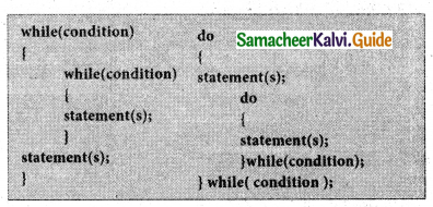 Samacheer Kalvi 11th Computer Science Guide Chapter 10 Flow of Control 29