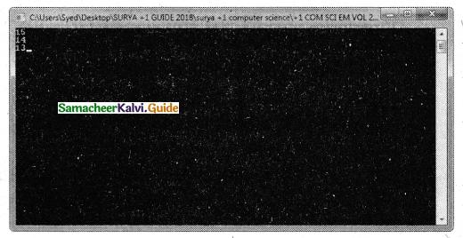 Samacheer Kalvi 11th Computer Science Guide Chapter 16 Inheritance 12