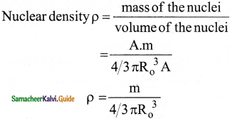 Samacheer Kalvi 12th Physics Guide Chapter 8 Atomic and Nuclear Physics 50