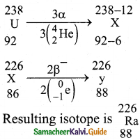 Samacheer Kalvi 12th Physics Guide Chapter 8 Atomic and Nuclear Physics 59