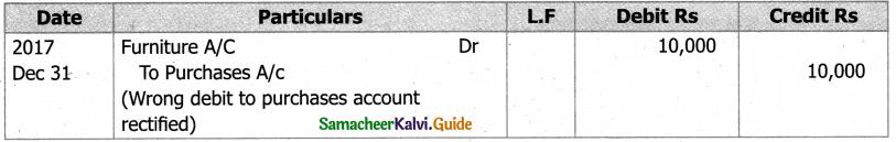 Samacheer Kalvi 11th Accountancy Guide Chapter 6 Subsidiary Books – I 49