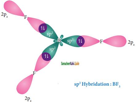 Samacheer Kalvi 11th Chemistry Guide Chapter 10 Chemical Bonding 3