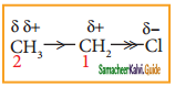 Samacheer Kalvi 11th Chemistry Guide Chapter 12 Basic Concepts of Organic Reactions 5