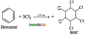 Samacheer Kalvi 11th Chemistry Guide Chapter 13 Hydrocarbons 127