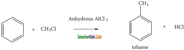 Samacheer Kalvi 11th Chemistry Guide Chapter 13 Hydrocarbons 132