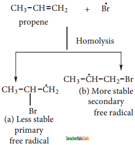 Samacheer Kalvi 11th Chemistry Guide Chapter 13 Hydrocarbons 167