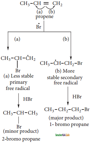 Samacheer Kalvi 11th Chemistry Guide Chapter 13 Hydrocarbons 168