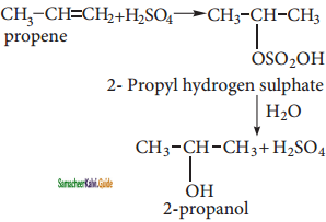 Samacheer Kalvi 11th Chemistry Guide Chapter 13 Hydrocarbons 170