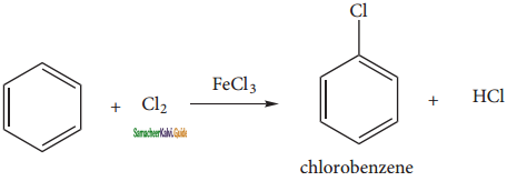 Samacheer Kalvi 11th Chemistry Guide Chapter 13 Hydrocarbons 197