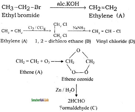 Samacheer Kalvi 11th Chemistry Guide Chapter 13 Hydrocarbons 36