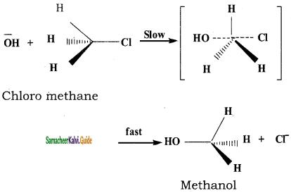 Samacheer Kalvi 11th Chemistry Guide Chapter 14 Haloalkanes and Haloarenes 124