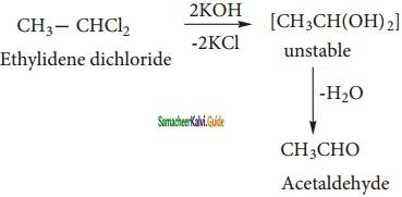 Samacheer Kalvi 11th Chemistry Guide Chapter 14 Haloalkanes and Haloarenes 135