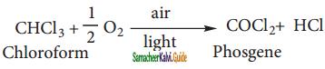 Samacheer Kalvi 11th Chemistry Guide Chapter 14 Haloalkanes and Haloarenes 138