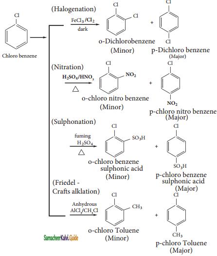 Samacheer Kalvi 11th Chemistry Guide Chapter 14 Haloalkanes and Haloarenes 140