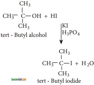 Samacheer Kalvi 11th Chemistry Guide Chapter 14 Haloalkanes and Haloarenes 34