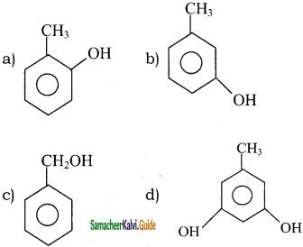 Samacheer Kalvi 11th Chemistry Guide Chapter 14 Haloalkanes and Haloarenes 81