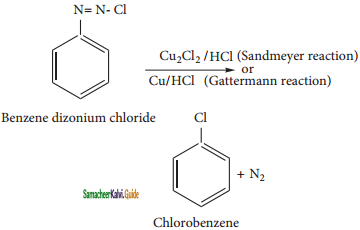 Samacheer Kalvi 11th Chemistry Guide Chapter 14 Haloalkanes and Haloarenes 91