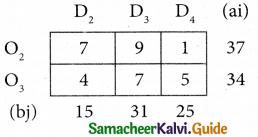 Samacheer Kalvi 12th Business Maths Guide Chapter 10 Operations Research Ex 10.1 5