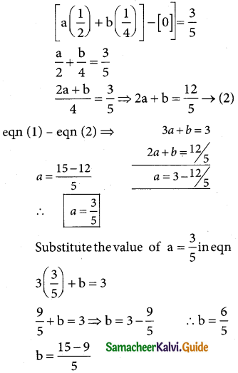 Samacheer Kalvi 12th Business Maths Guide Chapter 6 Random Variable and Mathematical Expectation Miscellaneous Problems 7