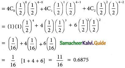 Samacheer Kalvi 12th Business Maths Guide Chapter 7 Probability Distributions Ex 7.1 16