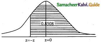 Samacheer Kalvi 12th Business Maths Guide Chapter 7 Probability Distributions Ex 7.4 18