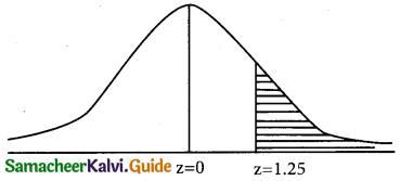 Samacheer Kalvi 12th Business Maths Guide Chapter 7 Probability Distributions Miscellaneous Problems 12