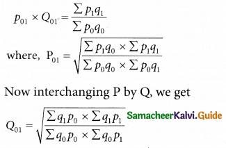 Samacheer Kalvi 12th Business Maths Guide Chapter 9 Applied Statistics Ex 9.2 1
