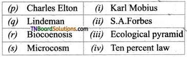 TN Board 12th Bio Botany Important Questions Chapter 7 Ecosystem 7