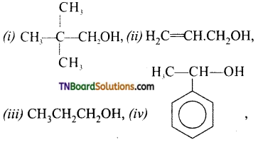 TN Board 12th Chemistry Important Questions Chapter 11 Hydroxy Compounds and Ethers 1