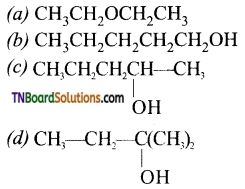 TN Board 12th Chemistry Important Questions Chapter 11 Hydroxy Compounds and Ethers 101