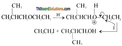 TN Board 12th Chemistry Important Questions Chapter 11 Hydroxy Compounds and Ethers 105