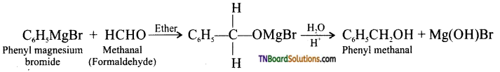 TN Board 12th Chemistry Important Questions Chapter 11 Hydroxy Compounds and Ethers 11