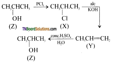 TN Board 12th Chemistry Important Questions Chapter 11 Hydroxy Compounds and Ethers 119