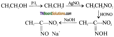 TN Board 12th Chemistry Important Questions Chapter 11 Hydroxy Compounds and Ethers 124